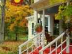 Saratoga Springs farmstead B&B in New York State