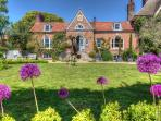 Swaffham boutique hotel in Norfolk