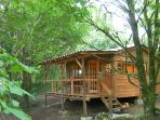 Dordogne woodland cabin sleeps 2, France