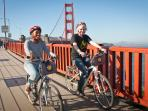 San Francisco waterfront bike tours & rentals, California