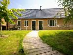 Powys self catering barn in Wales, Alder Barn