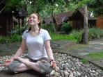 Yoga & volunteer with orangutans in Indonesia