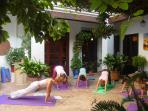 Yoga and Pilates holiday in Spain