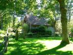 East Sussex self catering cottage near Ashdown Forest, England