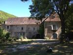 Dordogne converted mill bed & breakfast, France