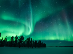 Northern Lights tailor made holiday in Finland
