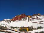 Tibet cycling holiday