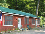 Central New York State holiday cabins, USA