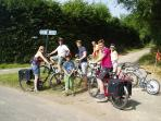 Electric bike tours in Kent, England