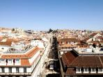 Portugal self guided walking holiday, Lisbon and Sintra