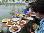 Food day tour in Cochin, South India