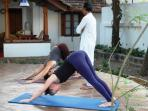 Yoga & volunteer teaching in Kerala, India