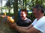 Sussex foraging, bushcraft and plant craft workshops, England