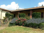 Tuscany agriturismo self catering apartments, Italy