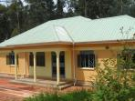 Community guest house in Central Uganda
