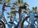 Barcelona cycling & beach tour, Spain