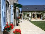 Farmhouse self catering cottages in the French Pyrenees