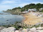 Steephil Cove B&B and self catering apartment, Isle of Wight