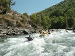 Catalan Pyrenees family activity holiday
