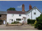 Country guesthouse in the Clwydian Range, Wales