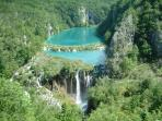 Plitvice Lakes family holiday in Croatia