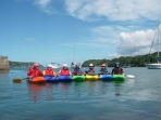 Anglesey and Snowdonia sea kayaking courses, North Wales