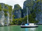 Family sailing holiday in Thailand