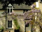 Cottage B&B in Ruthin, Clwydian Range, North Wales
