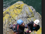 Anglesey rock climbing courses, North Wales