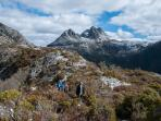 Tasmania west coast camping & walking tour