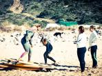 Yoga & surfing holiday in the Algarve, Portugal