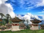 Bhutan luxury holiday, 8 days