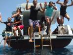Family scuba diving holidays in the Red Sea