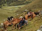 Horse riding and cultural holiday in Peru