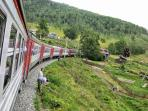 Trans Siberian Railway holiday, Russian Summer