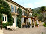 Tuscany farmhouse accommodation, Italy