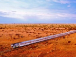 Eyre tour in South Australia, wildlife & rail holiday