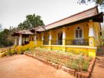 Goa homestay accommodation, India