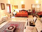 Rajasthan homestay accommodation, India