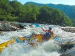 Activity holidays in the Ardeche, France