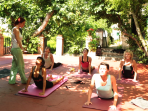 Yoga & wellness holiday in Granada, Spain