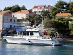 Island hopping holiday in Croatia