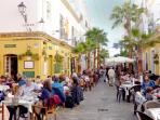 Andalucia walking & local cuisine holiday
