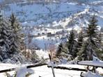 Transylvania winter walking and snowshoeing holiday