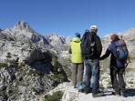 Walking holiday in the Balkans, small group