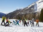 Austria skiing & winter activity holiday