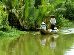 Cambodia to Vietnam tour via The Mekong