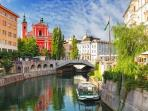 Balkans holiday, journey through four countries