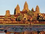 South East Asia holiday, 57 days