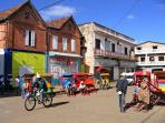 Madagascar cycling and hiking tour